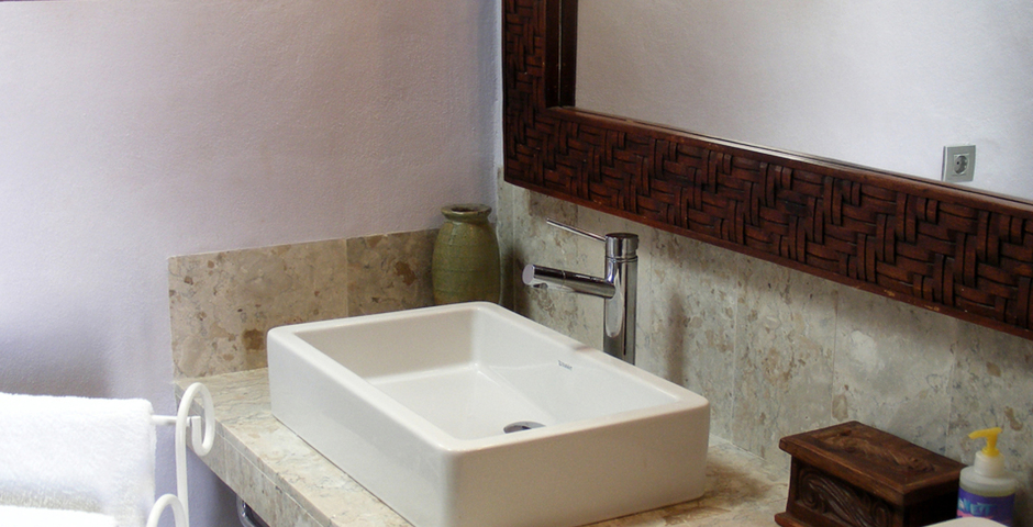 Show can jordi ibiza villa bathroom detail sink