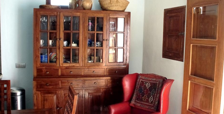 Show can jordi ibiza villa cosy livingroom