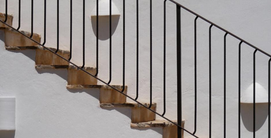 Show can jordi ibiza villa stairs detail 0044