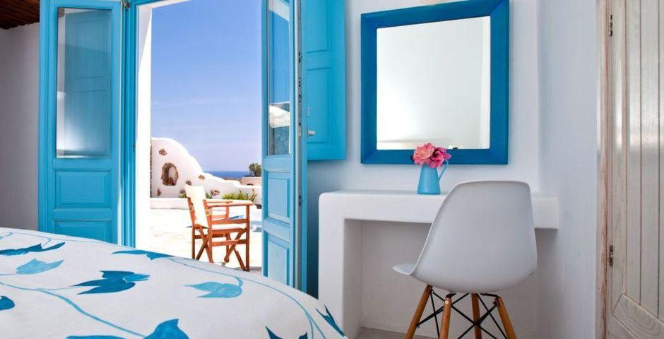 Show zephyros bedroom view