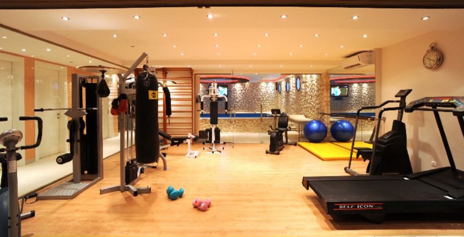 Show villa exclusive   gym