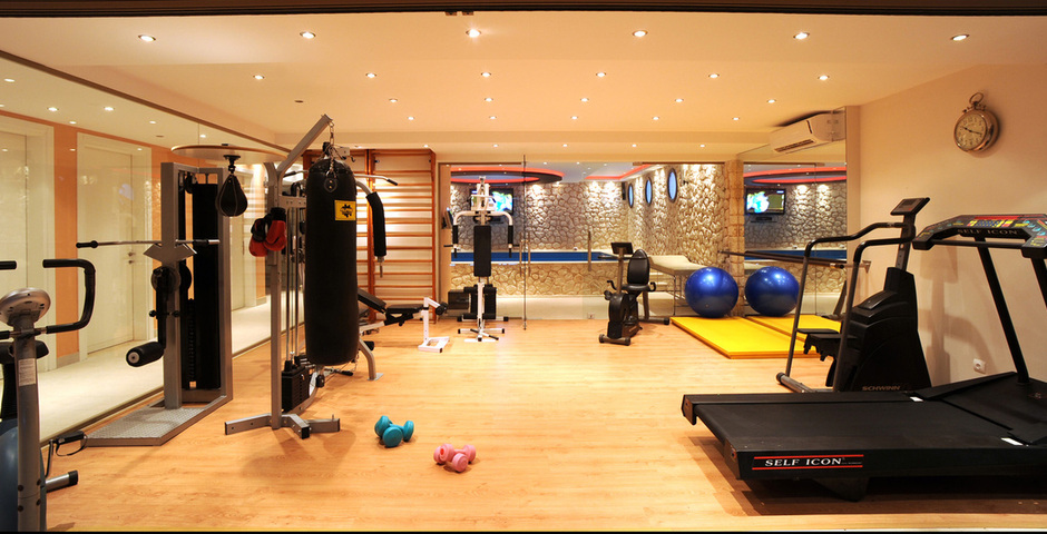 Show villa exclusive   gym4