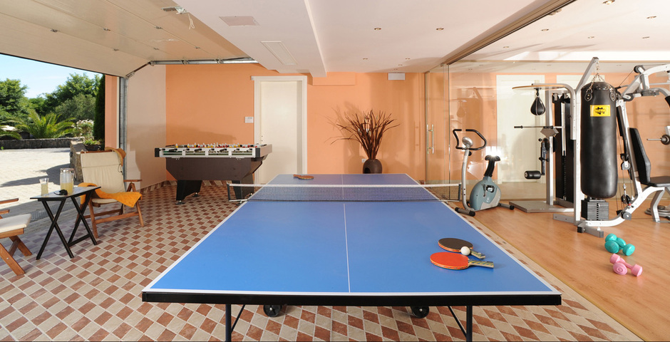 Show villa exclusive   tennis table