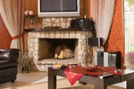 Thumb villa exclusive fire place
