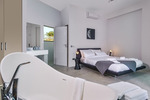 Thumb luxury villa crete seafront bedroom13