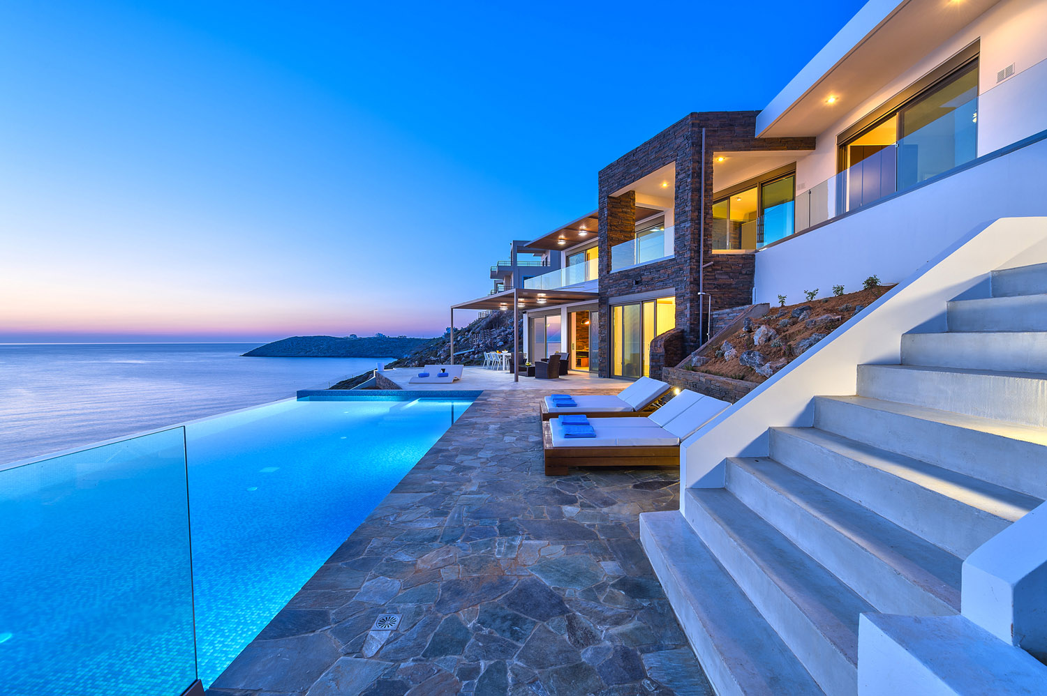 Luxury Chania Villas Rent
