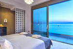 Thumb luxury villa crete seafront bedroom 21