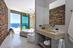 Thumb luxury villa crete seafront bedroom 31
