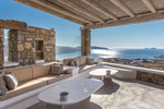 Thumb sheltered pergola rest corners with sea view