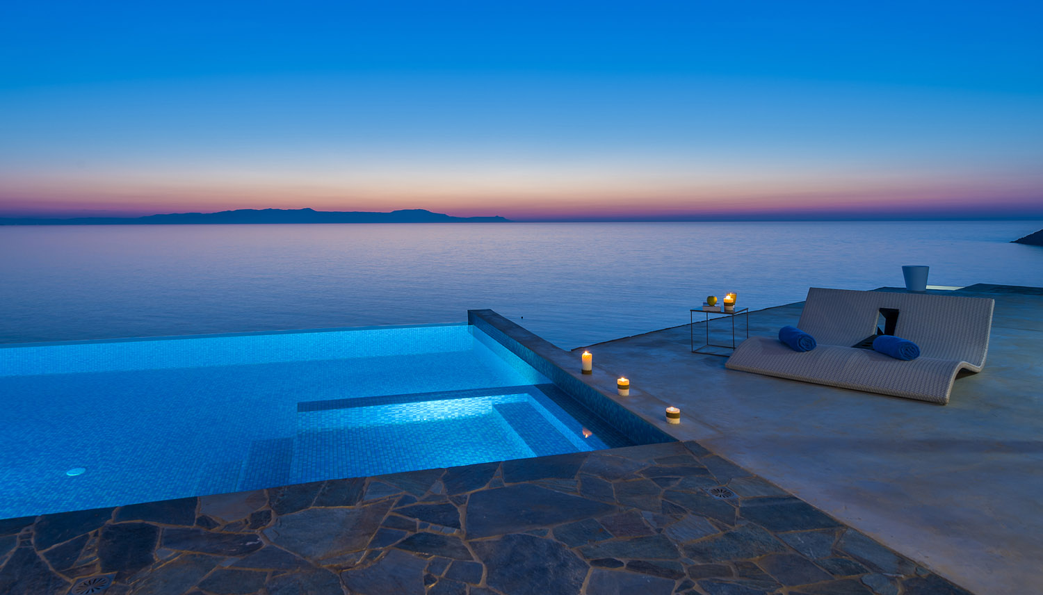Luxury Villas In Crete With Pool