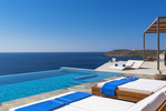 Thumb luxury villa crete seafront infinity private pool 16