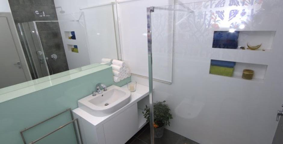 Show luxury villa trogir croatia shower second bedroom