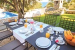 Thumb luxury villa trogir croatia outside dining