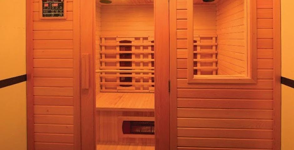 Show luxuxry villa trogir croatia sauna