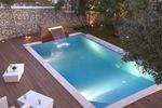 Thumb luxury villa trogir croatia swimmingpool area lounge seaview