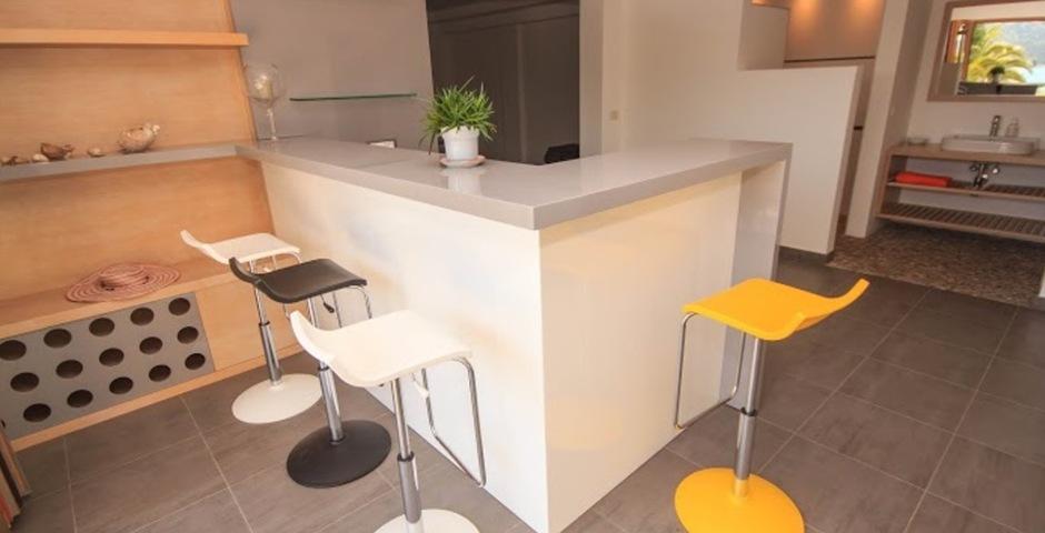 Show luxury villa trogir croatia attic kitchen