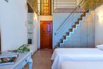 Thumb luxury traditional villa old mill mouranas crete greece bedroom mezzanine