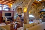 Thumb luxury traditional villa old mill mouranas crete greece american kitchen