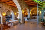 Thumb luxury traditional villa old mill mouranas crete greece archeological restoration