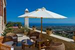 Thumb luxury traditional villa old mill mouranas crete greece terrace