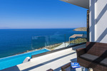 Thumb luxury villa crete seafront upper terrace 12