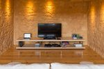 Thumb luxury stone villa akrotiri crete greece home cinema