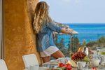 Thumb luxury stone villa akrotiri crete greece outdoor dinig
