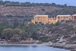 Thumb luxury stone villa akrotiri crete greece sea access
