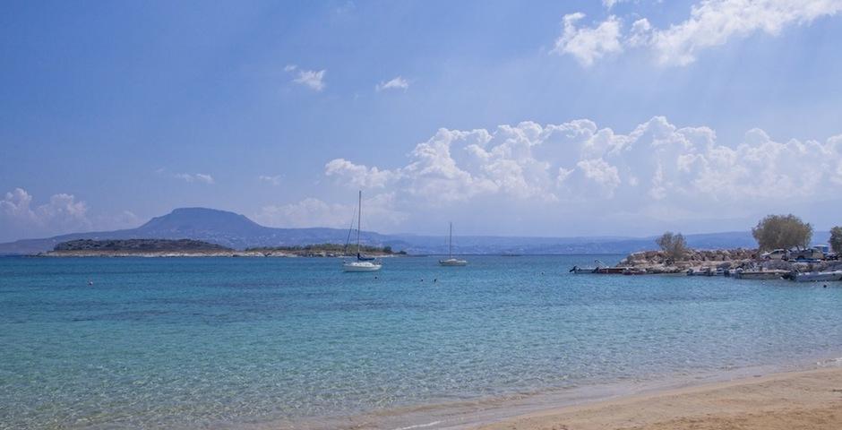 Show villa luxe bord de mer loutraki crete grece acces plage