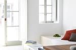 Thumb luxury villa santorini greece old factory loft style canava living area