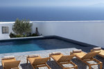 Thumb luxury villa santorini greece old factory loft style leisure pool area