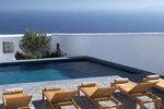 Thumb luxury villa santorini greece old factory loft style leisure pool area