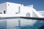 Thumb luxury villa santorini greece old factory loft style leisure pool detail