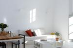 Thumb luxury villa santorini greece old factory loft style milos dining living area