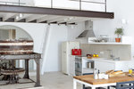 Thumb luxury villa santorini greece old factory loft style milosdining preserved machines
