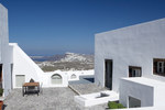 Thumb luxury villa santorini greece old factory loft style upper courtyard