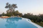 Thumb luxury seafront villa corfu piedra infinity pool