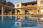 Thumb luxury seafront villa corfu piedra villa outside